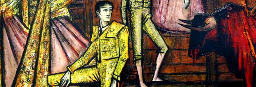 Les nombreuses illustrations de l\'artiste expressionniste